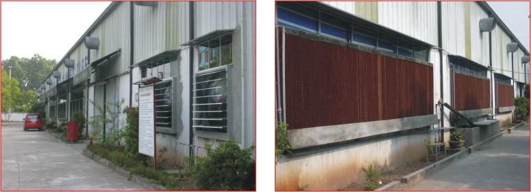 bảo trì hệ thống làm mát cooling pad