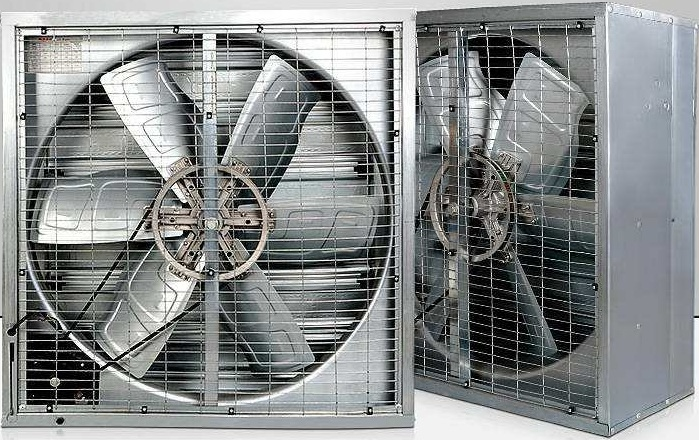 quạt thông gió công nghiệp